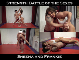 sheena strength duel