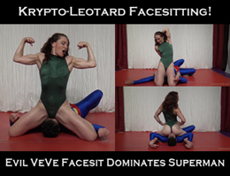 veve lane leotard