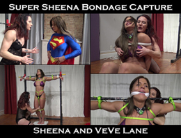 super sheena capture