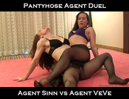 pantyhose agent duel