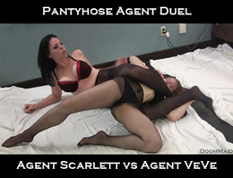 VeVe and Scarlett Devine