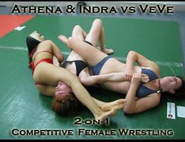 Athena & Indra vs VeVe
