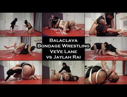 Balaclava Bondage Wrestling