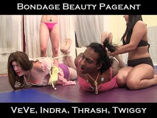 Beauty pageant bondage