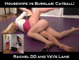 Rachel DD Catball