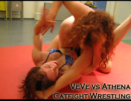 VeVe vs Athena: Catfight