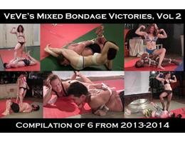 mixed bondage wrestling