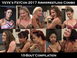 female wrestling