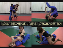 VeVe's Dancewear Judo