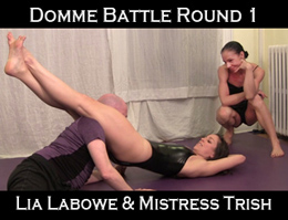 Domme Battle 1