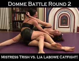 Domme Battle 2