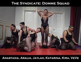 Domme Squad of Doom