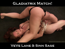 VeVe Lane and Sinn Sage