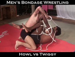 Men's Bondage Wrestling