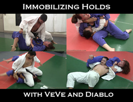 Immobilizing Holds