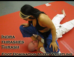 Indra Mixed Wrestling