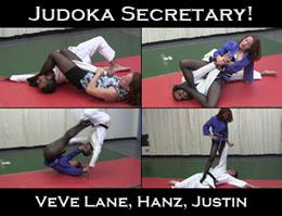 Judoka Secretary