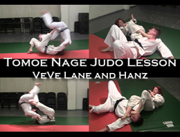 VeVe Hanz Judo