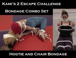 bondage escape challenge