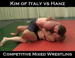 Kim vs Hanz