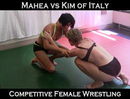 Mahea vs Kim