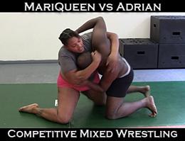 MariQueen vs Adrian