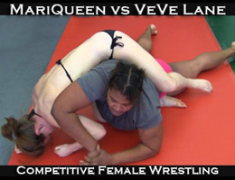 VeVe Lane vs MariQueen