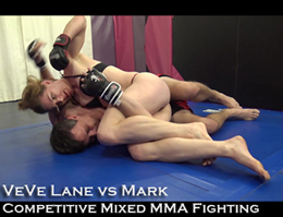 veve lane mma mixed fighting