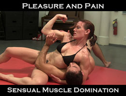 VeVe Muscle Domination