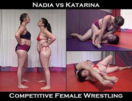 Nadia vs Katarina