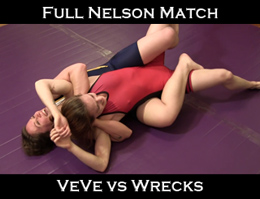 VeVe vs Wrecks