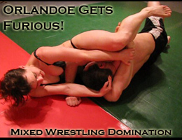 Orlandoe's Mixed Wrestling