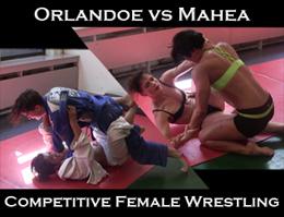 Orlandoe vs Mahea