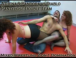 Athena & Pandora vs Diablo