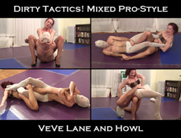 Pro-Style Dirty Tactics
