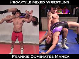 Pro-Style Mixed Wrestling