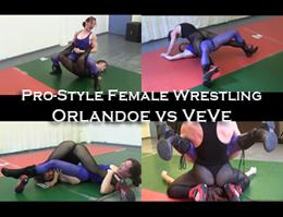 Orlandoe vs VeVe: Pro-Style