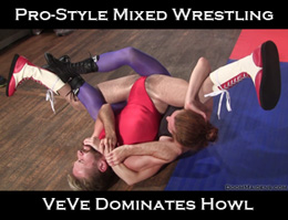 Mixed Wrestling