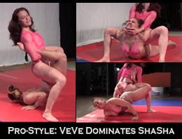 VeVe Lane and ShaSha