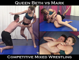 queen beth vs mark