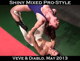 VeVe Lane Shiny Pro-Style