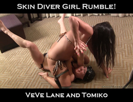 Tomiko and VeVe Lane