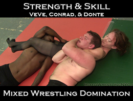 VeVe Lane Strength and Skill Video