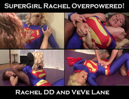 Rachel DD and VeVe Lane