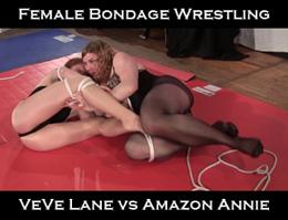 Bondage Wrestling