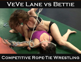 VeVe Lane vs Bettie