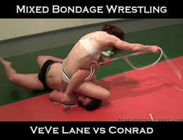 VeVe Lane vs Conrad: Rope