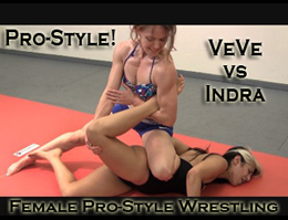 Pro Wrestling VeVe and Indra