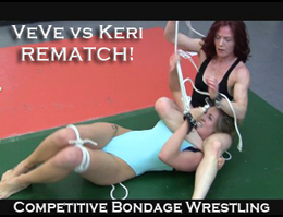 VeVe Lane vs Keri: REMATCH