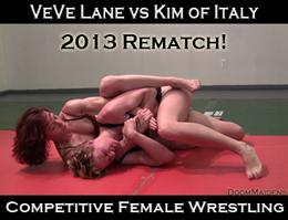 VeVe vs Kim 2013